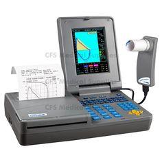 Spirometro SPIROLAB III + Software PC WinspiroPRO + 1000 Boccagli Omaggio! Completo di Software PC Winspiro PRO e cavo USB. Utilizzabile anche con la nuova turbina monouso FlowMir  LINK: http://www.cfs.it/diagnostica/spirometri/spirometro-spirolab-iii-software-pc-winspiropro-ecg-in-omaggio