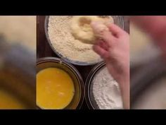 How to make Mozzarella Stick Onion Rings - YouTube