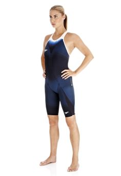 Fastskin3 Super Elite Recordbreaker Kneeskin (Closed Back) - SPEEDO  - Speedo USA Swimwear - $595! If I save for the rest of my natural life, I can afford this Fastskin.