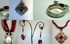 my red jewelry