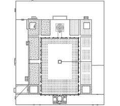 Great Mosque of Samarra plan