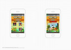 Propuesta Digital para Angry Birds en Smartphones Curso: Diseño de Interfaces Multimedia