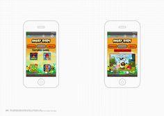Propuesta Digital para Angry Birds en Smartphones Curso: Diseño de Interfaces Multimedia