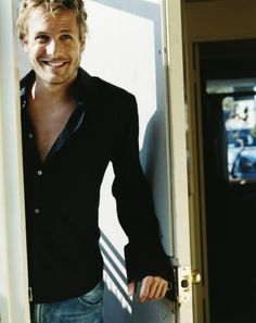 Gabriel Macht. Seriously, why isn't he cast in more movies?