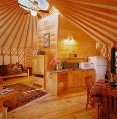 21 Best Yurt Interiors Images In 2019 Yurt Interior Yurt Living