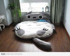 Totoro Bed