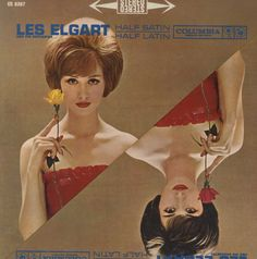 Les Elgart And His Orchestra - Half Satin - Half Latin