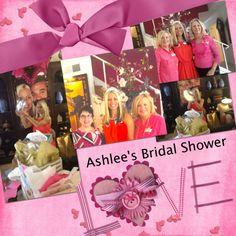 Ashlee's shower