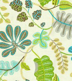 """54"""" Modern Essentials Print Fabric-A New Leaf Meadow"""