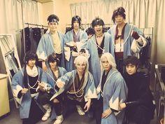 @da_sukemaru  ·  Jan 26 ミュージカル『薄桜鬼』藤堂平助篇 ご来場くださった皆様、誠にありがとうございました。  進む覚悟を決めろ。 今、その時。夢、求めて。 行け。