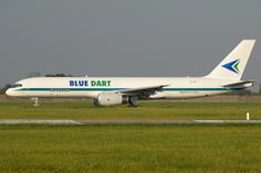 EI-LTA Boeing 757-23NF Blue Dart Aviation