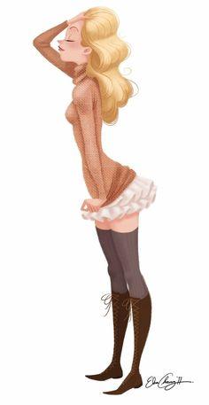 カイ: Elsa Chang...
