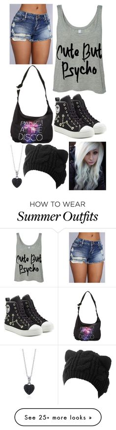 "Summer Outfits : ""Catch Me If You Can"" by rainy-kat on Polyvore featuring Moschino and"