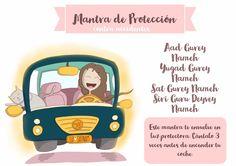 MANTRA DE PROTECCIÓN - Lusatnam. Ilustración para el alma