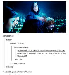 The best post in the history of tumblr Turn To Page 394, Harry Potter Memes, Harry Potter Love, Harry Potter World, Avpm, Superwholock, Films, Movies, Hogwarts