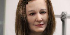 Nadine, la robot que se comporta como un humano de verdad http://j.mp/1ZIttwm |  #Nadine, #Noticias, #Robot, #Sobresalientes, #Tecnología