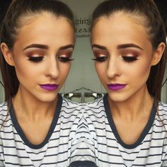 Chloe Morton Special Occasion Makeup, Youtubers, Chloe, Makeup Looks, Make Up, Instagram Posts, Beauty, Jewelry, Makeup