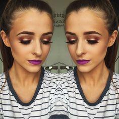 Chloe Morton Special Occasion Makeup, Youtubers, Chloe, Make Up, Instagram Posts, Beauty, Jewelry, Ideas, Jewlery