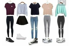 teenager outfits for school cute teenager outfits ; teenager outfits for school ; teenager outfits for school cute Teenager Outfits, Freshman Outfits, Teenager Fashion, Teenager Mode, Jugend Mode Outfits, Teen Fashion Outfits, Tween Fashion, Fashion Ideas, Latest Fashion