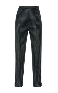 Iola Tapered Trousers by ISABEL MARANT for Preorder on Moda Operandi