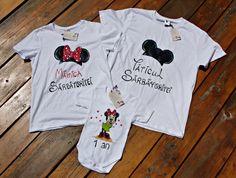 """Set+tricouri+""""Family"""""""