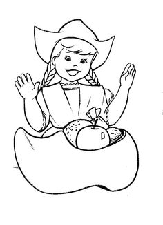 Image Detail For Thanksgiving Coloring Pages