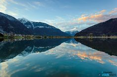 Sunrise in Valtellina by Francesco Vaninetti on 500px