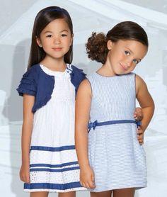 Mayoral, moda infantil, ropa para niños y niñas, moda de verano de Mayoral