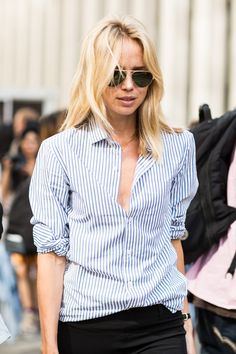 The perfect striped shirt, Elin Kling