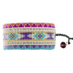 Bead Loom Designs, Bead Loom Patterns, Weaving Patterns, Seed Bead Jewelry, Bead Jewellery, Beaded Jewelry, Bead Loom Bracelets, Beaded Bracelet Patterns, Loom Bands