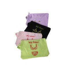Wet Bikini Bag Hand Stitching, Women's Accessories, Reusable Tote Bags, Bikini, Cotton, Fashion, Bikini Swimsuit, Moda, Fashion Styles