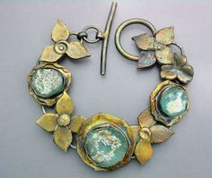 Ancient Roman Glass Bracelet