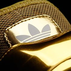 adidas - Wings 3 Gold Shoes