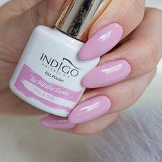 Totalnie zakochałam się w It's a girl od @indigonails z najnowszej kolekcji #mamastyle by @nataliasiwiec.official ------------ #paznokcie #paznokciehybrydowe #indigo #jesien #mama #nails2inspire #lakierhybrydowy #polskadziewczyna #lakier #hybrydy #blogerka #pazurki #zdobienie #pink #polecam #blogerkakosmetyczna #blogerkalakierowa #maluje #lakieryhybrydowe #indigonails #styl #serduszko #sliczne #urocze #gliter #nailpolish #sparkles #glow #autumn