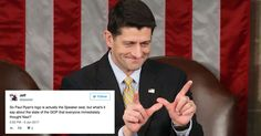 #World #News  Twitter is totally creeped out by Paul Ryan's logo  #StopRussianAggression