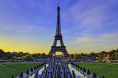 1000 places to go before i die: Paris, France