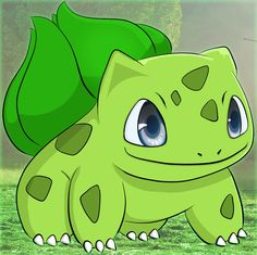 Bulbasaur in the morning by FoxMcCloud1986