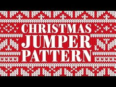 247749ea0 Christmas Jumper Pattern Adobe Illustrator Tutorial