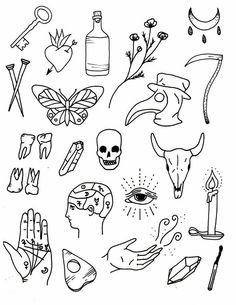 Kritzelei Tattoo, Grunge Tattoo, Doodle Tattoo, Grey Tattoo, Tattoo Hand, Big Tattoo, Mini Tattoos, Cute Tattoos, Small Tattoos