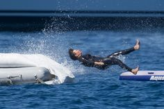 Kourtney Kardashian, Kris Jenner and Corey Gamble slip and slide in Saint-Tropez…