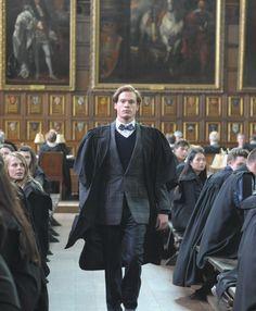 Sam Reid stars in The Riot Club, out now, as Hugo Fraser-Tyrwhitt.