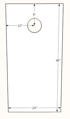 Free DIY plans for cornhole boards Famous Artisan Cornhole Board Plans, Cornhole Scoreboard, Building Cornhole Boards, Make Cornhole Boards, Wedding Cornhole Boards, Easy Woodworking Projects, Diy Wood Projects, Woodworking Plans, Woodworking Machinery