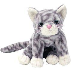 0761012c697 TY Beanie Baby - SILVER the Cat (5.5 inch). Ty AnimalsPlush AnimalsStuffed  AnimalsBeanie Baby CollectorsBeanie BoosBeanie BabiesBaby CatsOld Toys90s  Kids