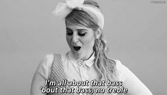 """All About that Bass""     ? Meghan Trainor Lyrics Debate"