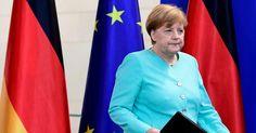 """Brexit é um """"golpe contra a Europa e o processo de unificação"""", diz Merkel"""