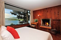 Hotel Antumalal—La Region de la Araucania, Chile. #Jetsetter