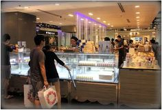 We like the food at Paris Baguette Wisma and have also been to two outlets in Seoul.| Paris Baguette Singapore
