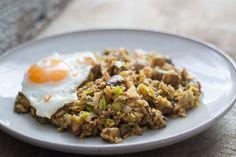 Nasi zonder pakjes en zakjes - The answer is food