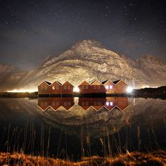"""""""This photo was captured in Sunndal, Norway. I never get tired of this fantastic view."""""""