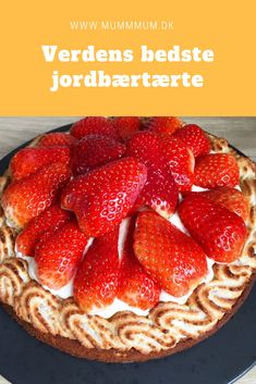 Piece Of Cakes, Cakes And More, Real Food Recipes, Muffins, Strawberry, Food And Drink, Sweets, Candy, Snacks